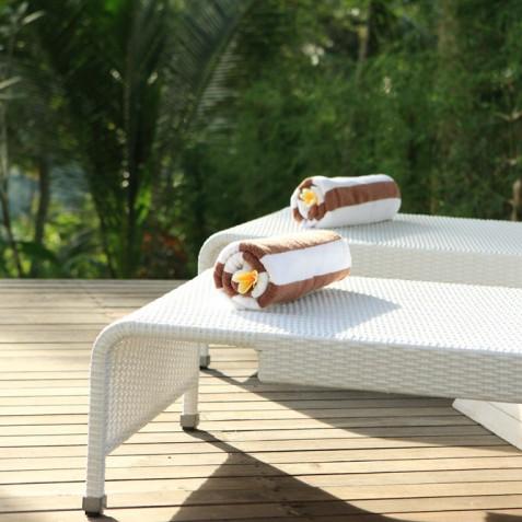 Villa Shamballa Moon, Ubud, Bali - Sun Deck