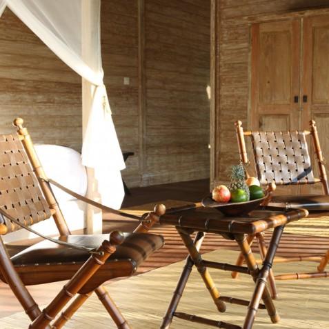 Villa Shamballa Residence, Ubud, Bali - Bedroom Sitting Area