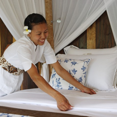 Villa Shamballa Ubud Bali - Staff