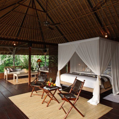 Villa Shamballa Ubud Bali - Bedroom