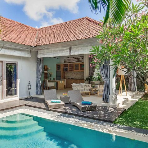 Villa Sky - 4S Villas - Tropical Living - Seminyak, Bali