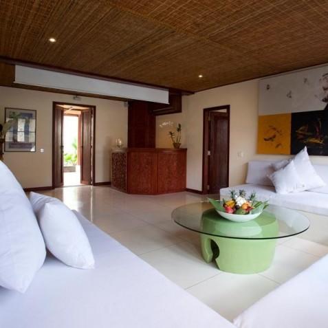 Villa Sound of the Sea Bali - Media Room - Canggu, Bali