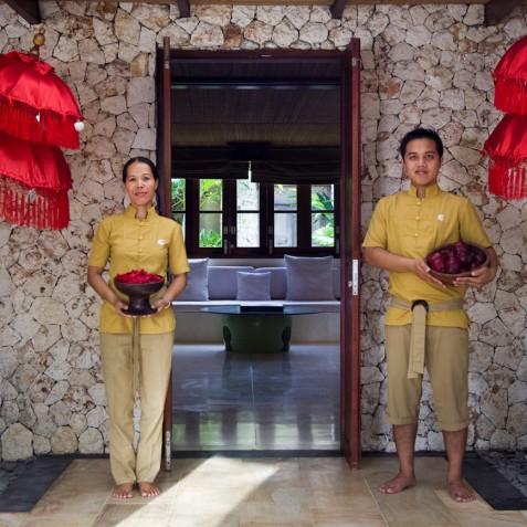 Villa Sound of the Sea Bali - Entrance - Canggu, Bali