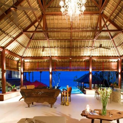 Villa Sound of the Sea Bali - Living Room - Canggu, Bali