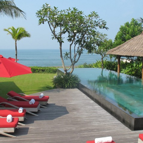 Villa Sound of the Sea Bali - Pool - Canggu, Bali