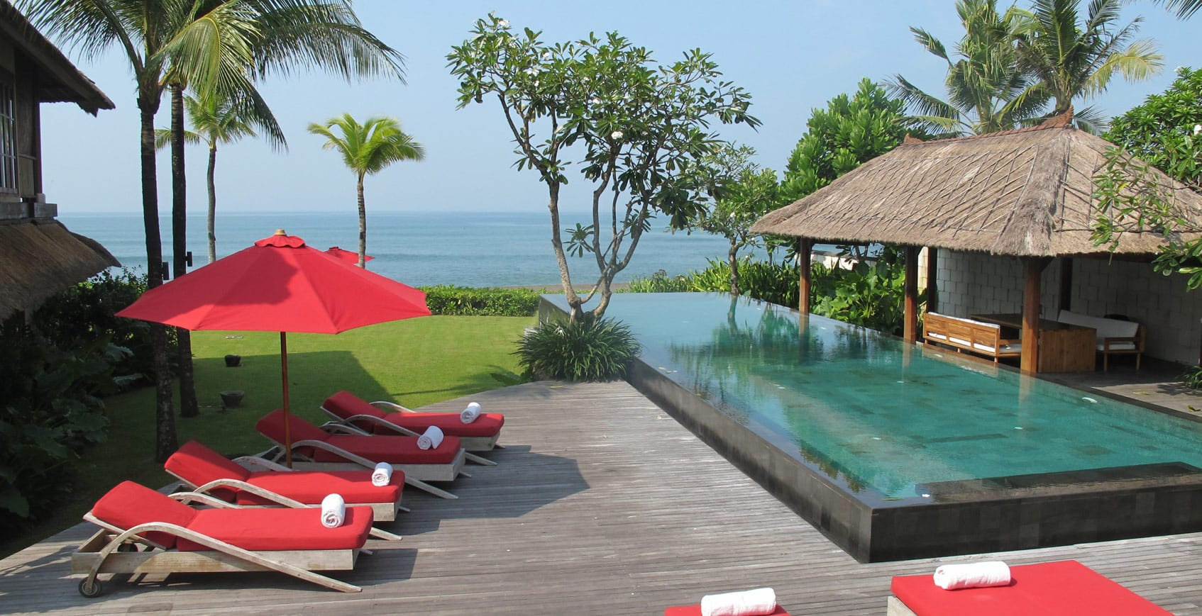Villa Sound of the Sea Bali - Pool - Canggu, Bali