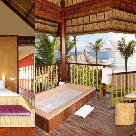 Villa Sound of the Sea Bali - Wave Suite - Canggu, Bali