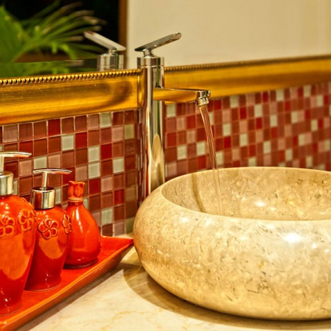 Villa Sun - 4S Villas - Bathroom Amenities - Seminyak, Bali