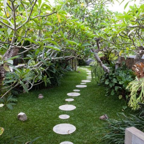Villa Swarapadi, Ubud, Bali - Garden Path