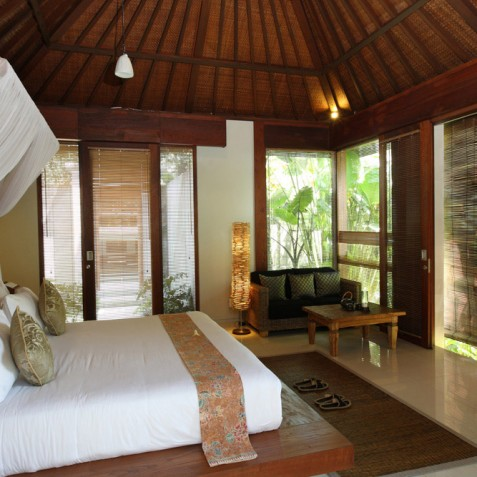 Villa Swarapadi, Ubud, Bali - Guest Suite Four