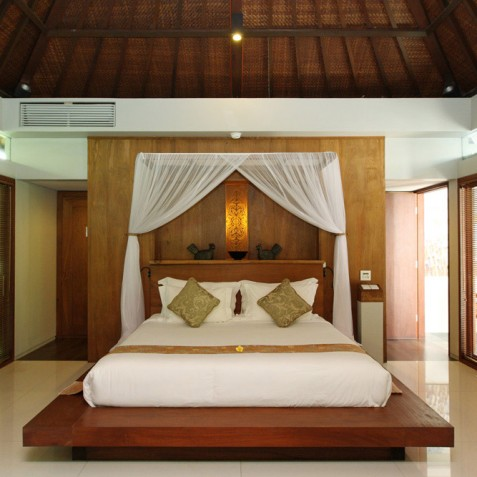 Villa Swarapadi, Ubud, Bali - Guest Suite Three
