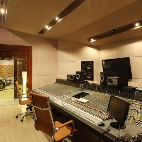Villa Swarapadi, Ubud, Bali - Recording Studio