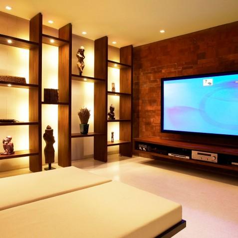 Villa Tukad Pangi - Entertainment Room - Canggu, Bali