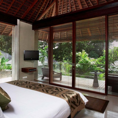 Villa Tukad Pangi - Guest Bedroom Two - Canggu, Bali