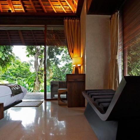 Villa Tukad Pangi - Master Bedroom - Canggu, Bali