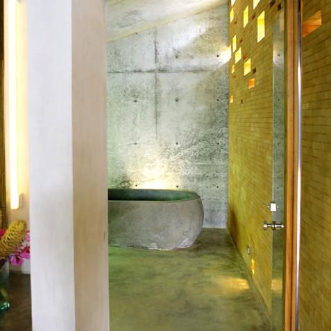 Villa Umah Tampih, Ubud, Bali - Bathroom Interior