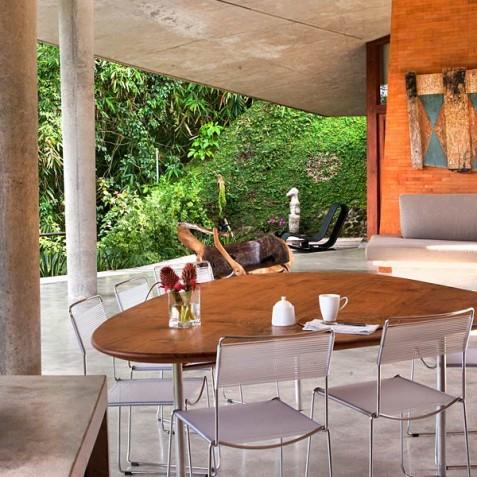 Villa Umah Tampih, Ubud, Bali - Dining Area
