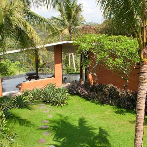 Villa Umah Tampih, Ubud, Bali - Villa and Garden