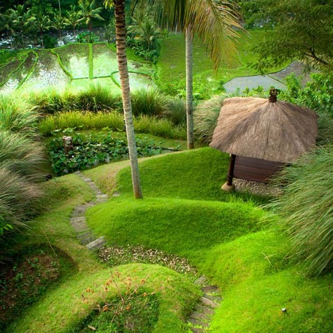Villa Umah Tampih, Ubud, Bali - Bale in Gardens
