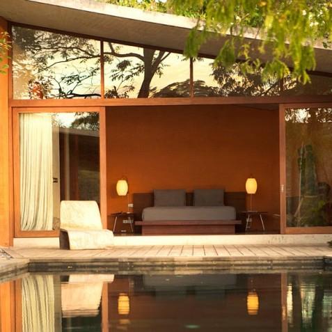 Villa Umah Tampih, Ubud, Bali - Master Bedroom