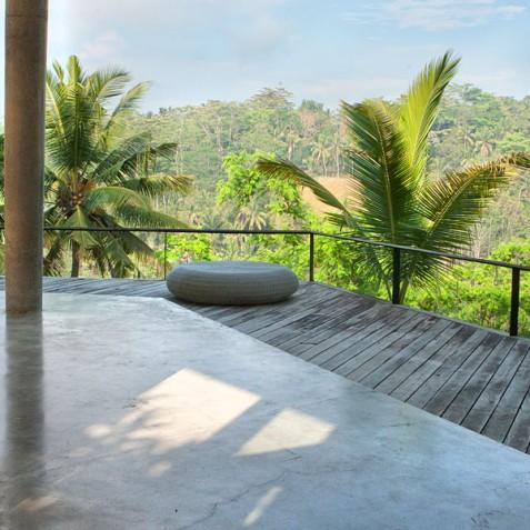 Villa Umah Tampih, Ubud, Bali - View from Guest Suite