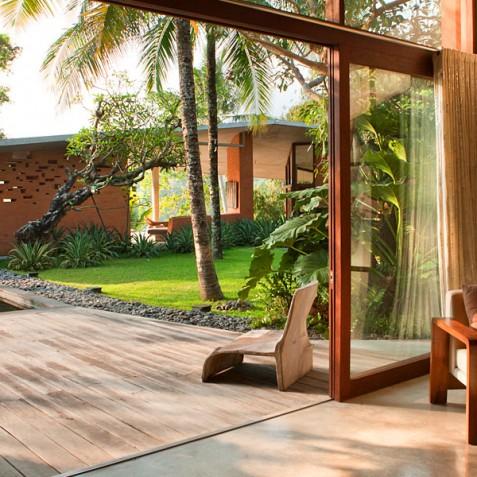 Villa Umah Tampih, Ubud, Bali - View from Master Suite