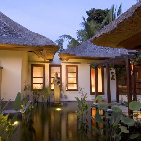 Villa Vajra, Ubud, Bali - Entrance