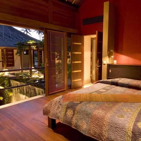 Villa Vajra, Ubud, Bali - Master Bedroom
