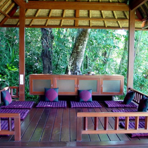 Villa Vajra, Ubud, Bali - Meditation Bale