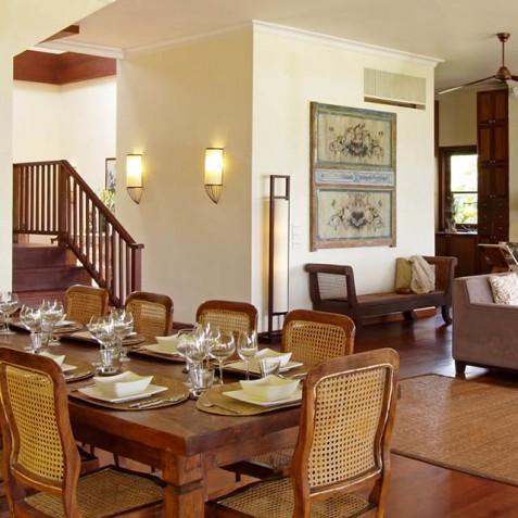 Villa Waringin - Dining Area - Pantai Lima, Canggu, Bali