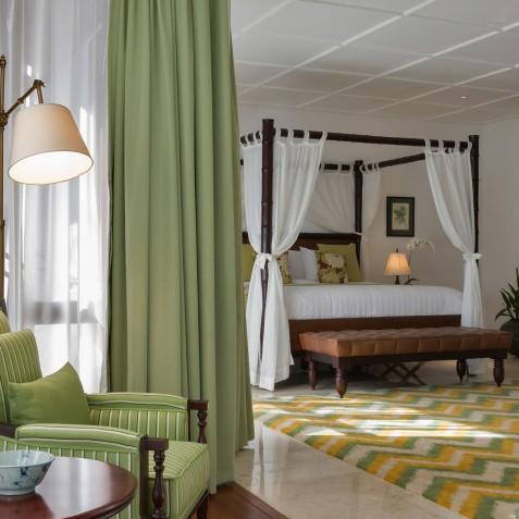 Villa Windu Asri - Main House Bedroom Suite - Seminyak, Bali