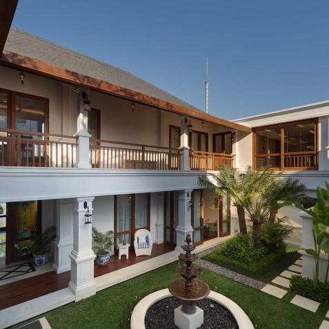 Villa Windu Asri - Entrance - Seminyak, Bali