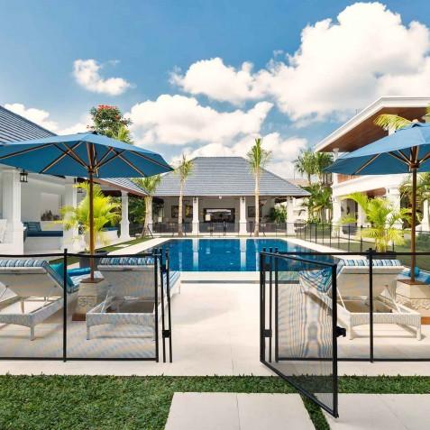 Villa Windu Asri - Pool Fence - Seminyak, Bali