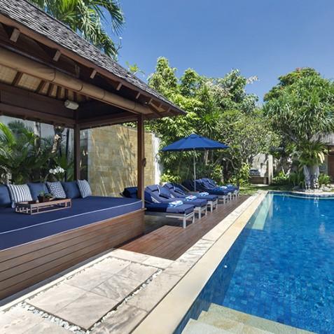 Villa Windu Sari - Pool, Bale and Sun Deck - Seminyak, Bali