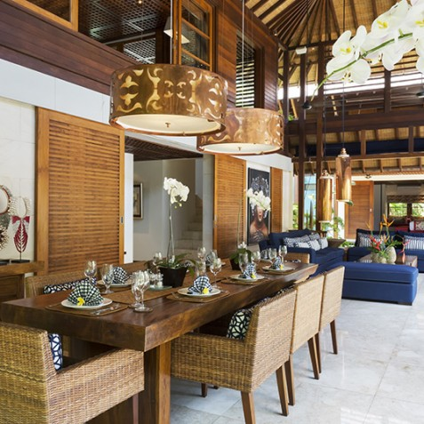 Villa Windu Sari - Dining Area - Seminyak, Bali
