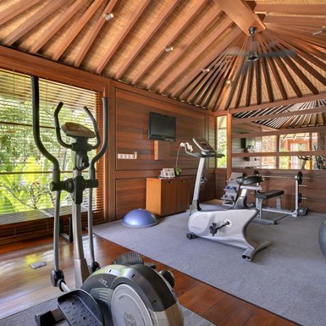 Villa Windu Sari - Gym - Seminyak, Bali
