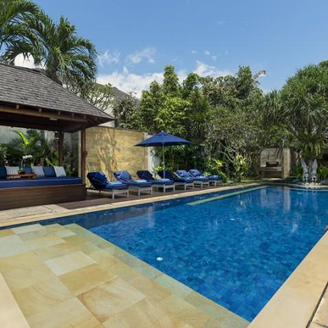 Villa Windu Sari - Pool and Bale - Seminyak, Bali