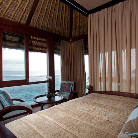 Bidadari Cliffside Estate, Nusa Dua, Bali - Cabana Bedroom