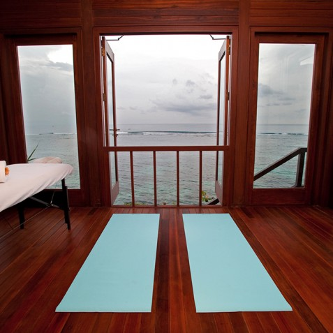 Bidadari Cliffside Estate, Nusa Dua, Bali - Yoga and Massage Studio