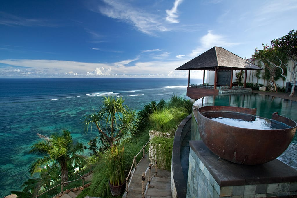 Bidadari Cliffside Estate, Nusa Dua, Bali - Ocean Views