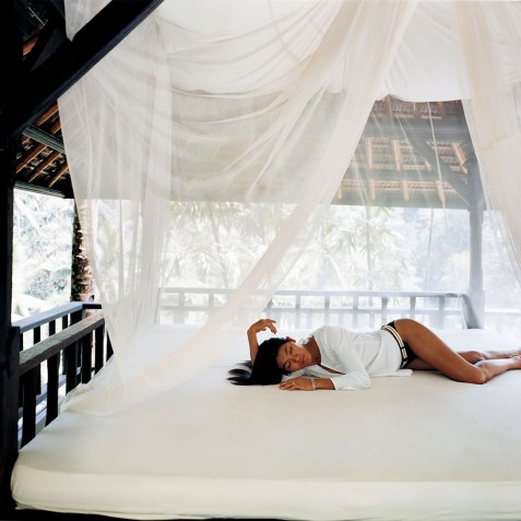 COMO Shambhala Estate, Bali - Relaxation Bale