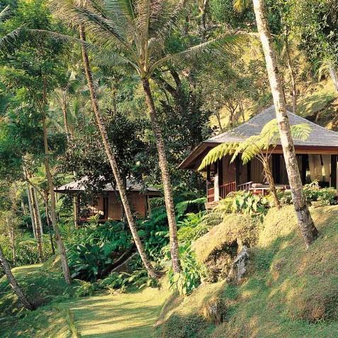COMO Shambhala Estate, Bali - Relaxation Bales