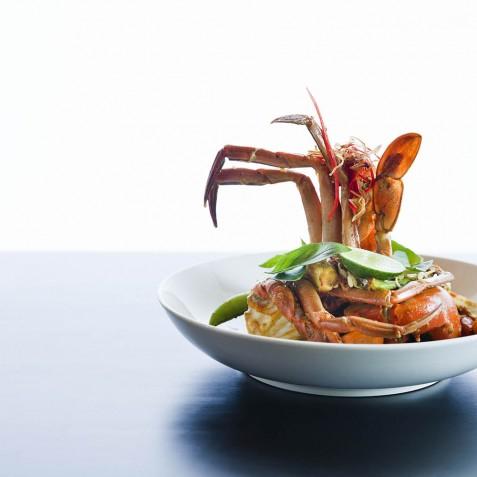 COMO Shambhala Estate, Bali - Fragrant Mud Crab