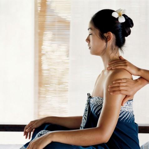 COMO Shambhala Estate, Bali - Indian Head Massage