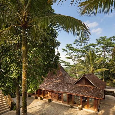 COMO Shambhala Estate, Bali - Kudus House Restaurant