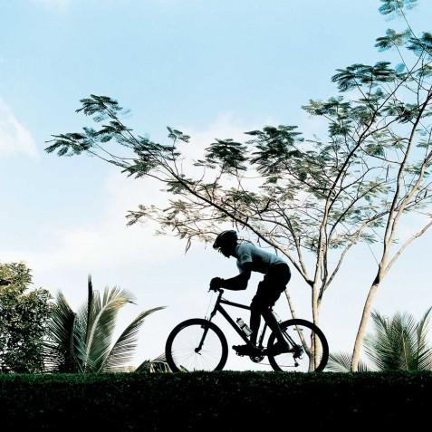 COMO Shambhala Estate, Bali - Mountain Biking