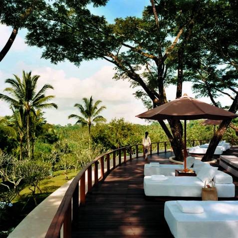 COMO Shambhala Estate, Bali - Spa Relaxation Area