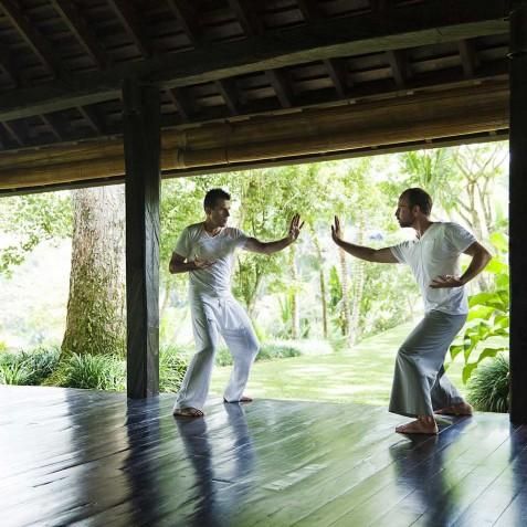 COMO Shambhala Estate, Bali - Qigong