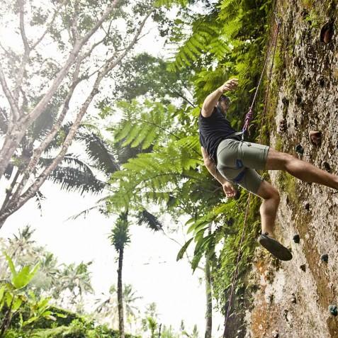COMO Shambhala Estate, Bali - Rock Climbing