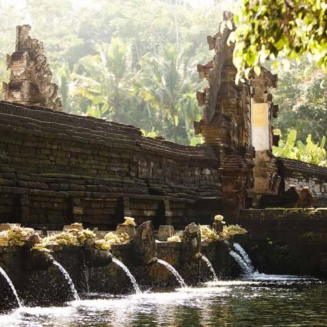 COMO Shambhala Estate, Bali - Tirta Empul - Water Temple